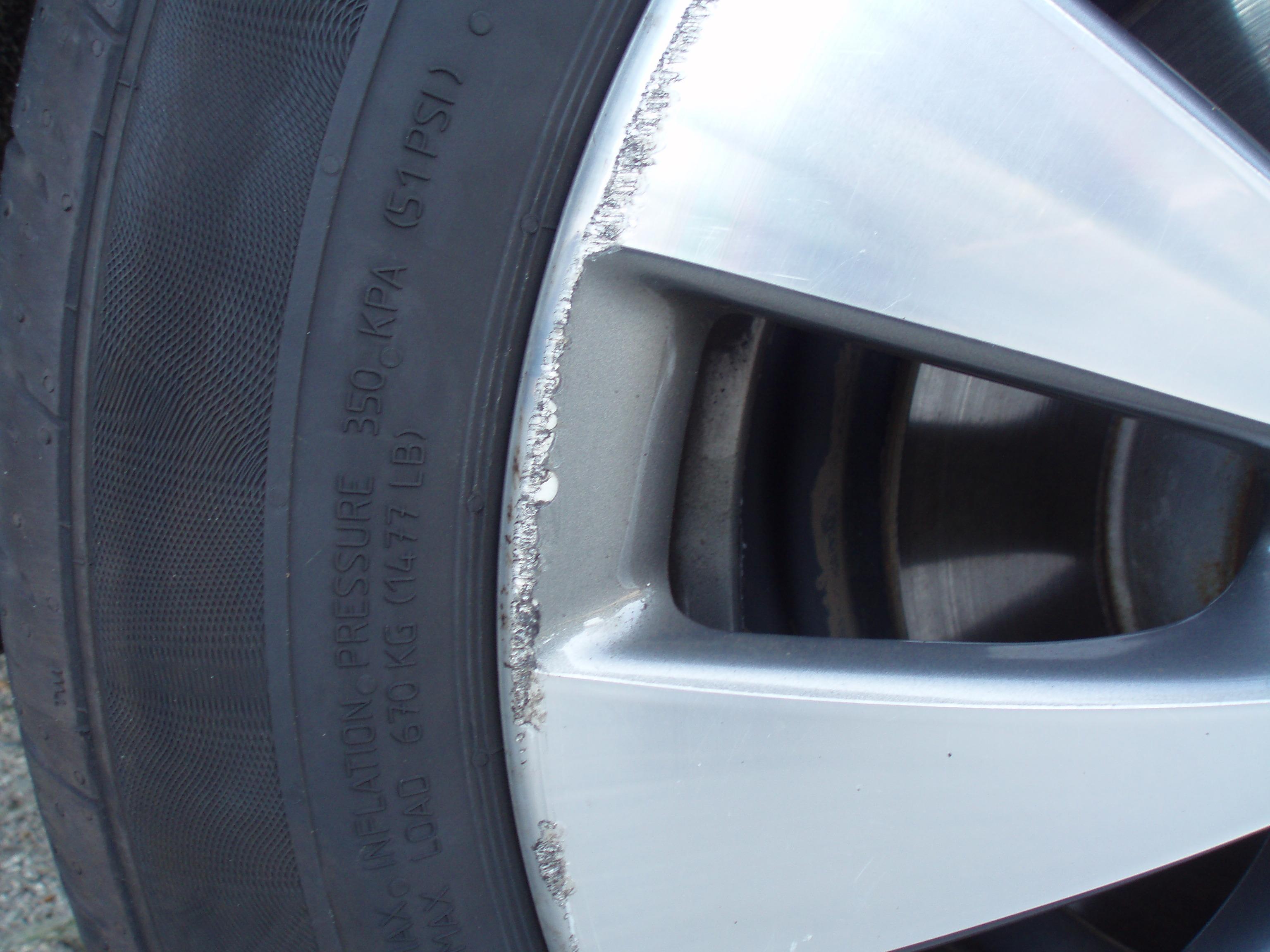 Velgen Beschadigd Van Dijk Wheel Repair